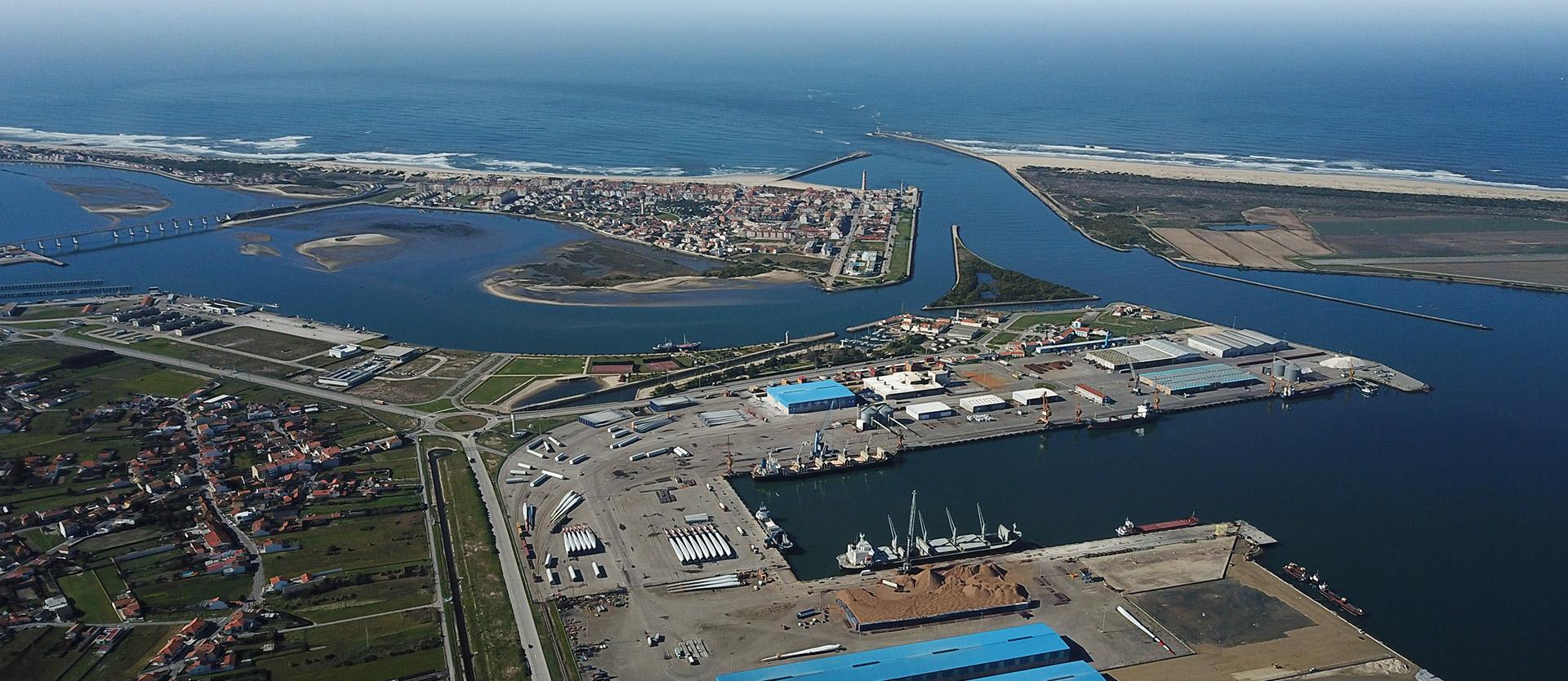Porto de Aveiro | A força da região
